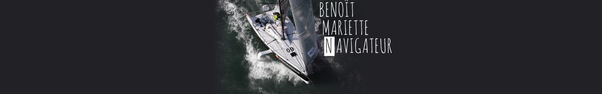 Benoît MARIETTE - Navigateur