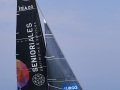 Mercredi 26 juin, la Solitaire Urgo Le Figaro 2019, Dieppe. Arrivée étape 4, Roscoff-Dieppe