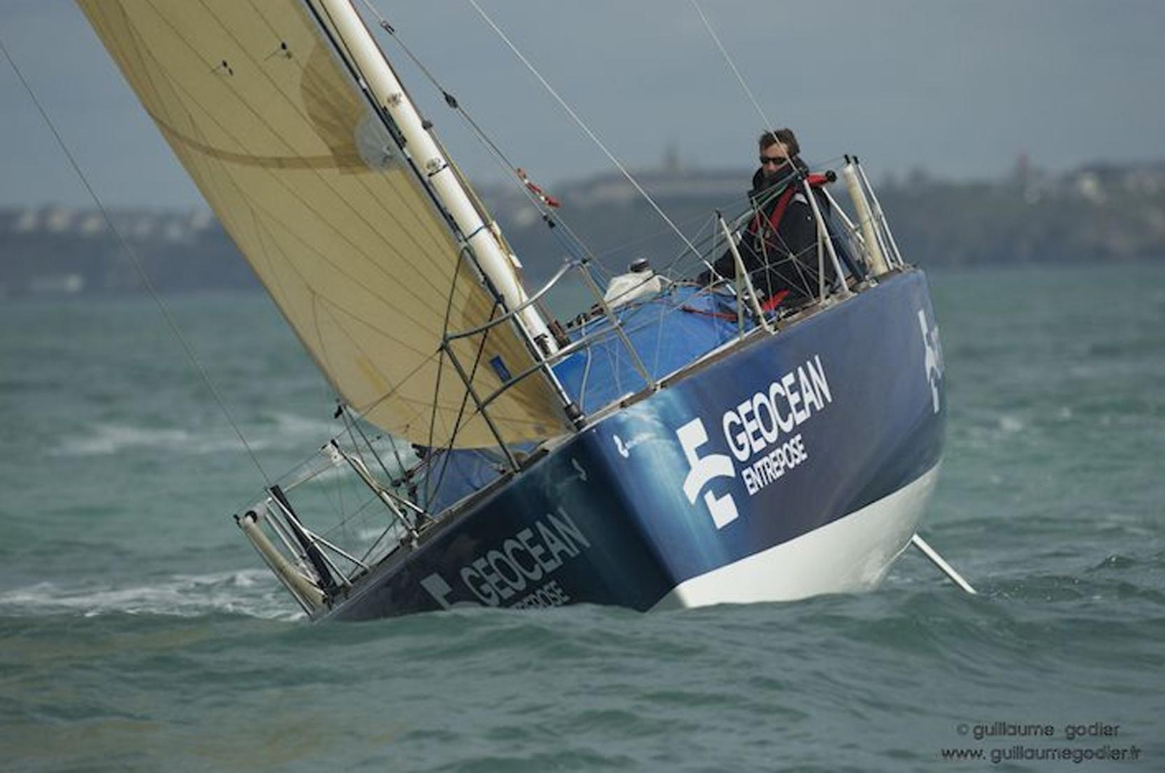 Solo Basse Normandie : Les impressions du skipper